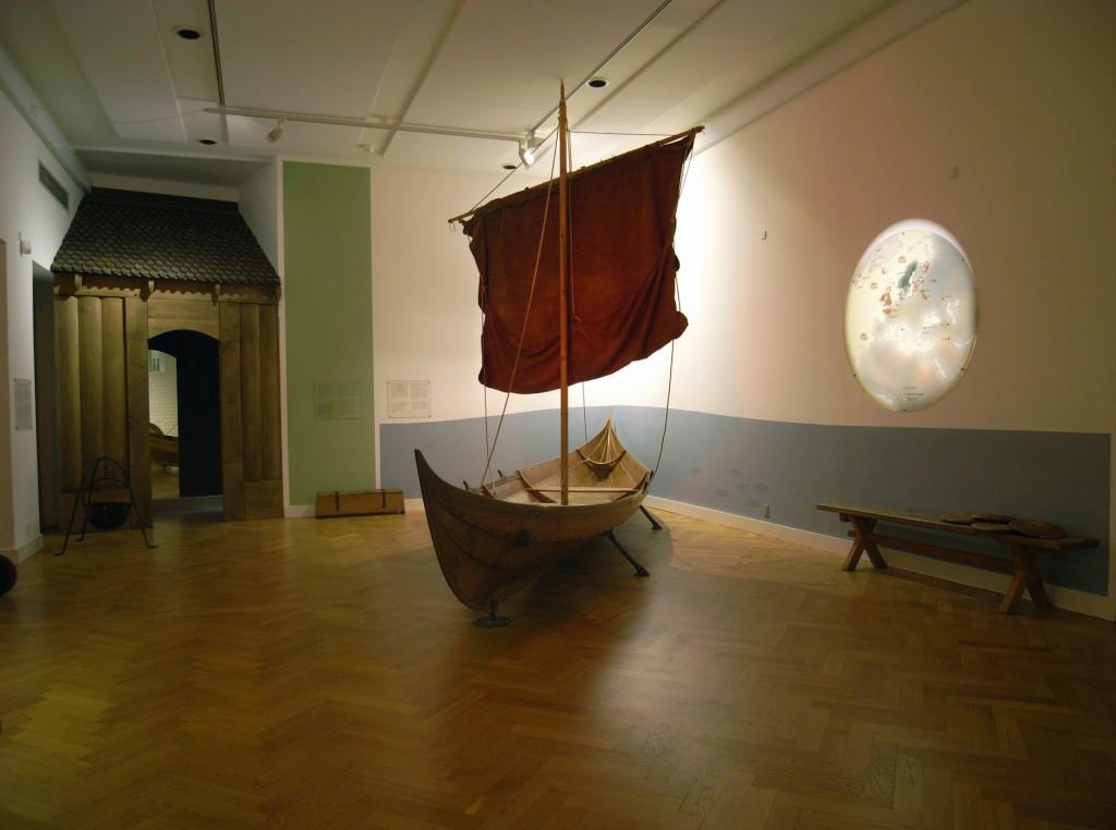 Viking og sejlads
